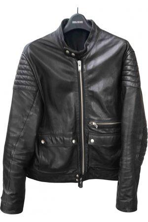 Zadig & Voltaire Men Leather Jackets - Spring Summer 2020 Leather Jacket for Men