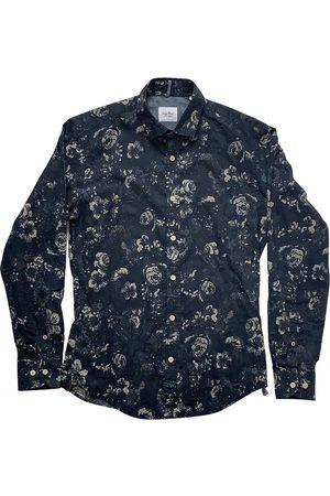 Serge Blanco Men Shirts - \N Cotton Shirts for Men