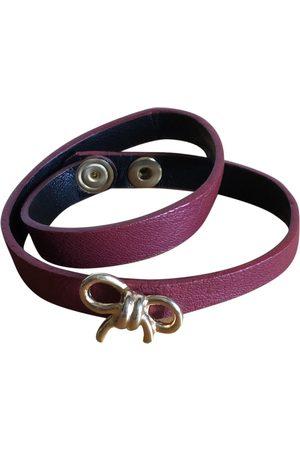LUISA SPAGNOLI \N Leather Bracelet for Women