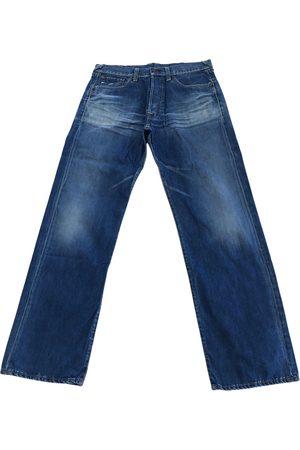 Evisu \N Cotton Jeans for Men