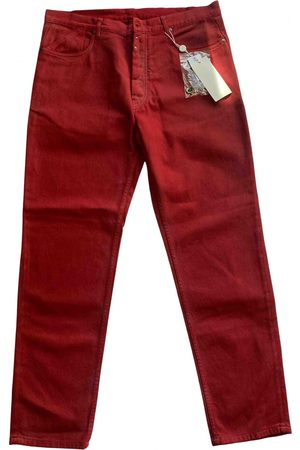 Maison Martin Margiela \N Cotton Jeans for Men