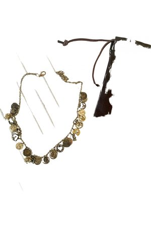 Relish Women Necklaces - \N Metal Necklace for Women