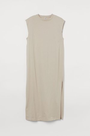 H&M Sleeveless Cotton Dress