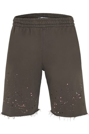 OFF-WHITE Vintage Paint shorts