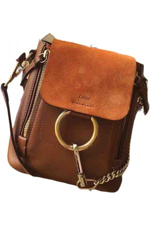 Chloé Faye Leather Backpack for Women