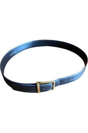 VALENTINO GARAVANI Men Belts - \N Leather Belt for Men