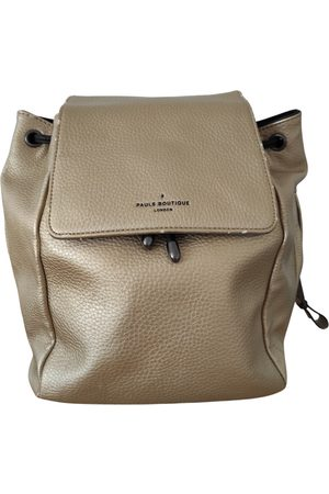 Paul's Boutique \N Vegan leather Backpack for Women