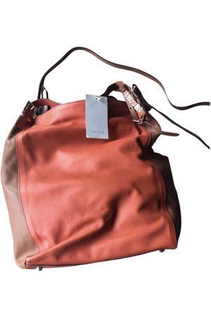 I BLUES \N Leather Handbag for Women