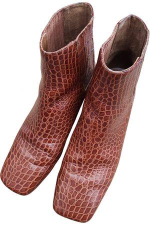 Nanushka \N Vegan leather Ankle boots for Women