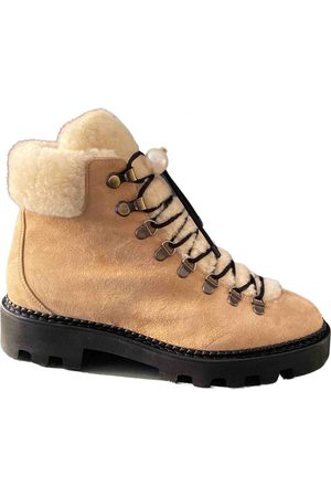 Nicholas Kirkwood \N Suede Ankle boots for Women