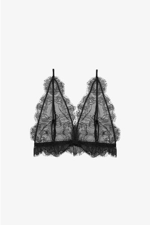 ANINE BING Women Bras - Delicate Lace Bra In