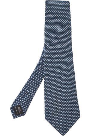 Tom Ford Silk Blend Jacquard Tie