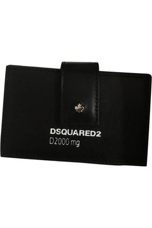 Dsquared2 Women Wallets - \N Leather Purses, Wallet & cases for Women