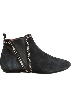 Isabel Marant Women Ankle Boots - \N Suede Ankle boots for Women