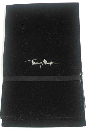 Thierry Mugler Women Wallets - VINTAGE \N Velvet Purses, Wallet & cases for Women