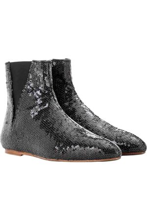 Loewe \N Leather Ankle boots for Women