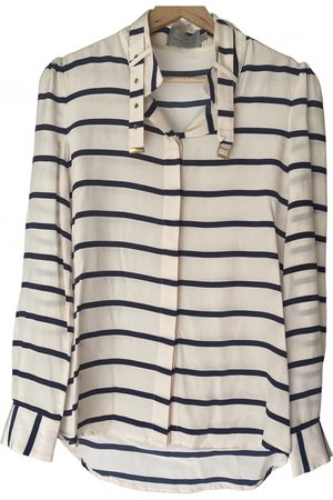 THORNTON BREGAZZI Women Tops - \N Silk Top for Women