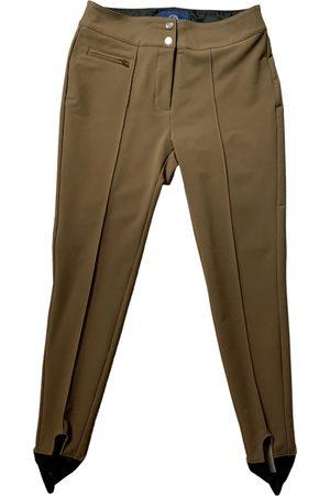 Fusalp \N Trousers for Women