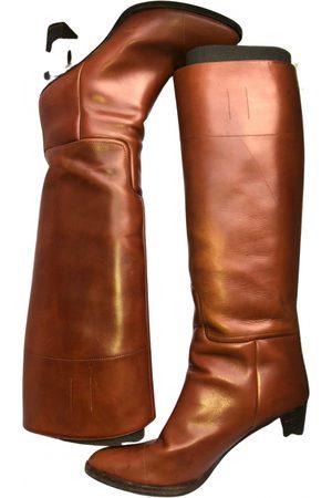 Jil Sander \N Leather Boots for Women