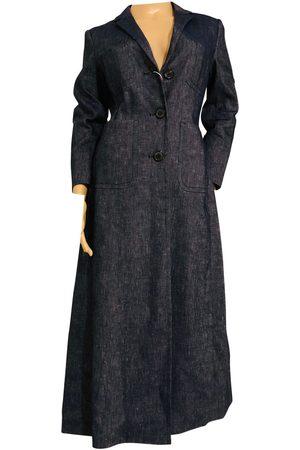 Max Mara \N Linen Trench Coat for Women