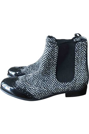Dolce & Gabbana \N Patent leather Ankle boots for Women