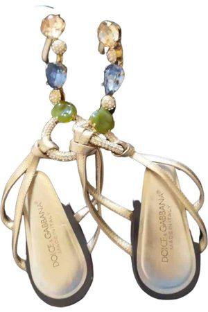 Dolce & Gabbana \N Rubber Sandals for Women
