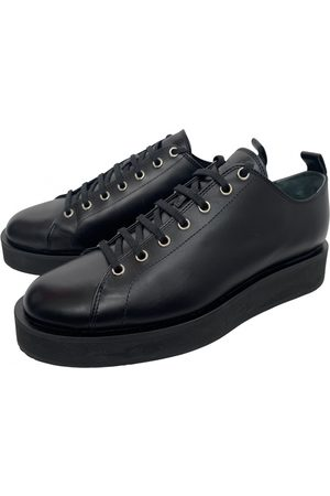 Jil Sander \N Leather Trainers for Women