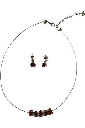 Swarovski Women Jewellery Sets - VINTAGE \N Steel Jewellery Set for Women