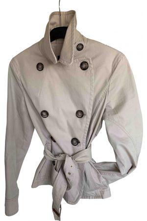 Max Mara \N Cotton Trench Coat for Women