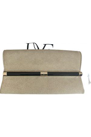 Diane von Furstenberg \N Leather Clutch Bag for Women