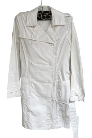 GAP \N Cotton Trench Coat for Women
