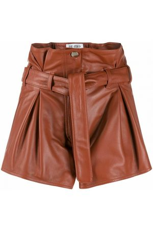 ATTICO \N Leather Shorts for Women