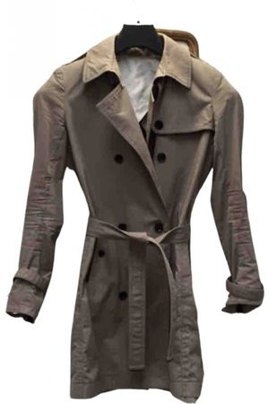 The Kooples \N Cotton Trench Coat for Women