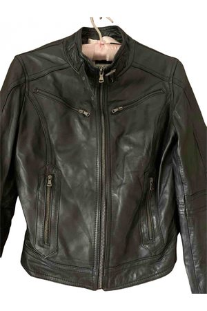 Verra Pelle \N Leather Leather Jacket for Women