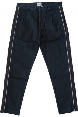 Moncler Men Jeans - \N Denim - Jeans Trousers for Men