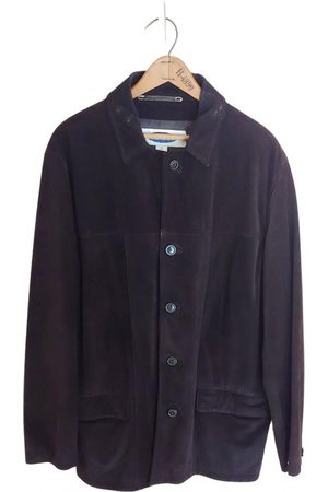 OLD NAVY VINTAGE \N Leather Jacket for Men