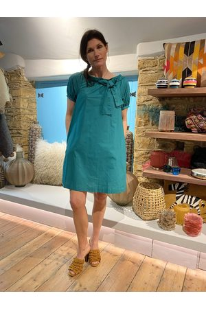pennyblack Bardot Dress in Poplin