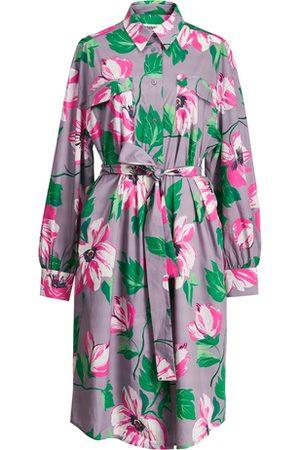Essentiel Antwerp Zee Oversized Shirt Dress - Combo 2 Super Pink Z2SP