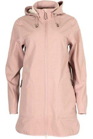 Ilse Jacobsen Raincoat 135B Adobe Rose
