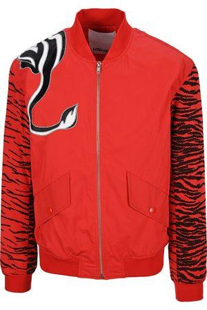 Kenzo X KANSAIYAMAMOTO Mountain Lion' bomber jacket