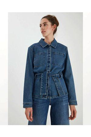 Ichi Nicole Denim Jacket