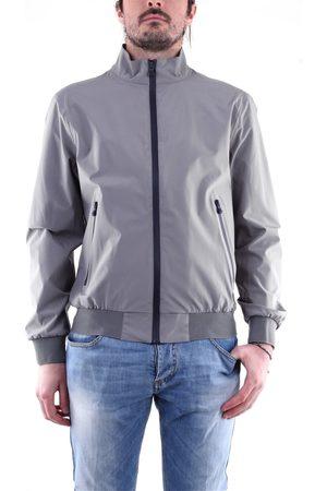 PEOPLE OF SHIBUYA Jackets Short Men Grey