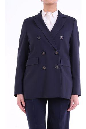 Cappellini Jackets Blazer Women Navy
