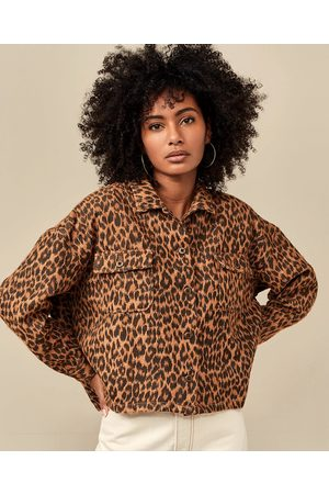Bellerose Parrish Leopard Over Shirt