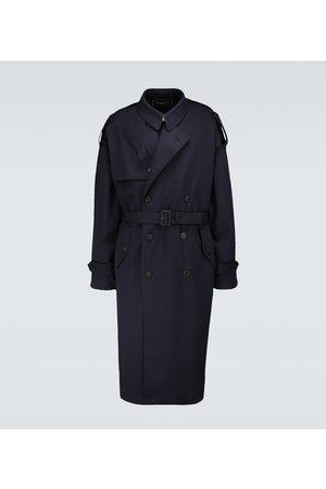 Balenciaga Flatground trench coat