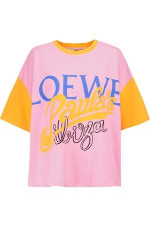Loewe Paula's Ibiza logo cotton T-shirt