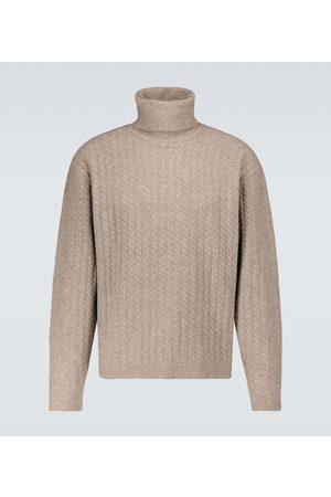 WINNIE N.Y.C Wool turtleneck sweater