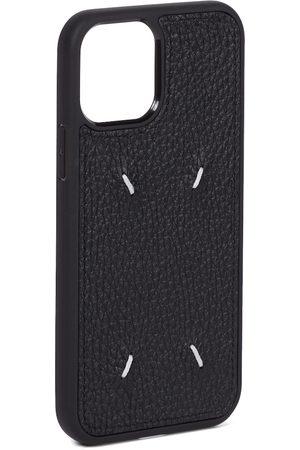 Maison Margiela Leather iPhone 12 Pro case