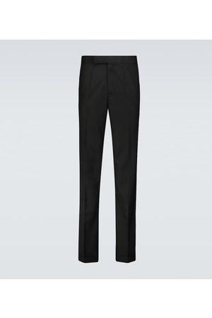 WINNIE N.Y.C Wool suiting pants