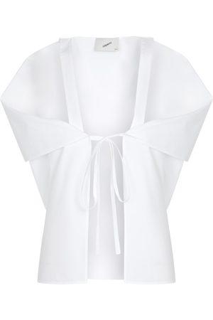 COPERNI Cotton poplin top